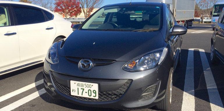 Mazda Demio - Japan