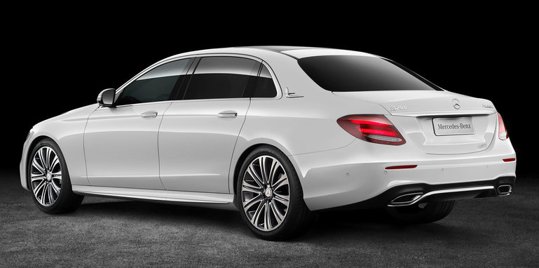 2016 Mercedes Benz E Class L Mini Maybach Unveiled In Beijing