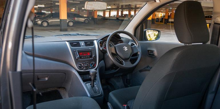2016 Suzuki Celerio v 2016 Mitsubishi Mirage ES v 2016 Kia Picanto v 2016 Hyundai Accent Active v 2016 Holden Spark LS-177
