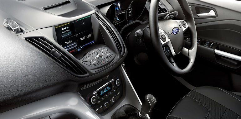 2016 Ford Kuga Australian Update Adds Sync 2 Larger