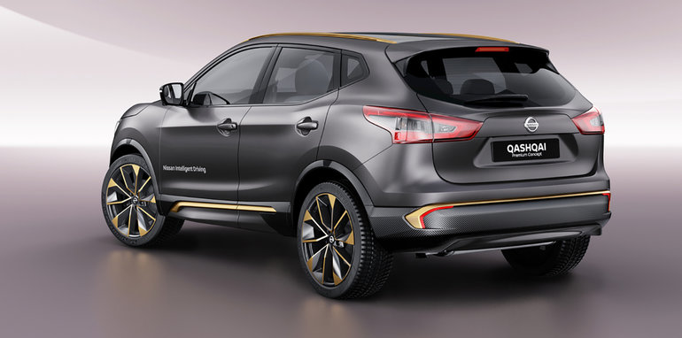 nissan qashqai could get upmarket variant 2017 facelift to gain driverless tech report. Black Bedroom Furniture Sets. Home Design Ideas