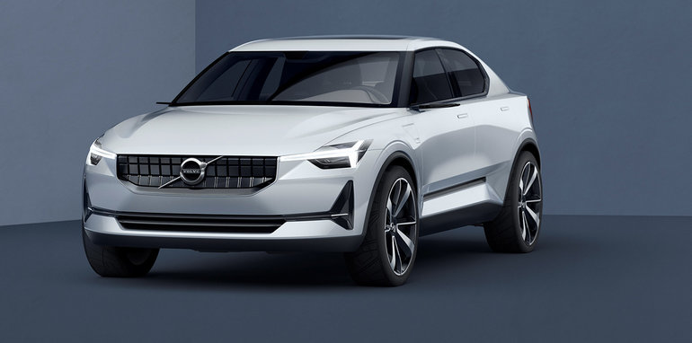 2018 volvo v40. exellent volvo volvo concept 402 front quarter low throughout 2018 volvo v40 o