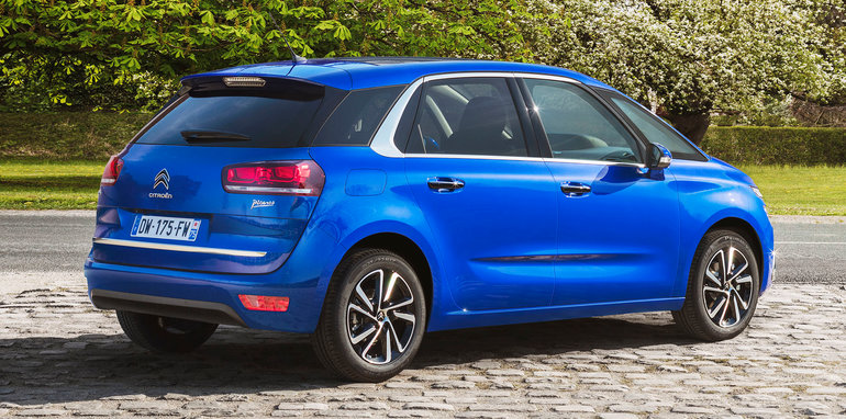 2017 citroen c4 picasso grand picasso facelift unveiled update. Black Bedroom Furniture Sets. Home Design Ideas