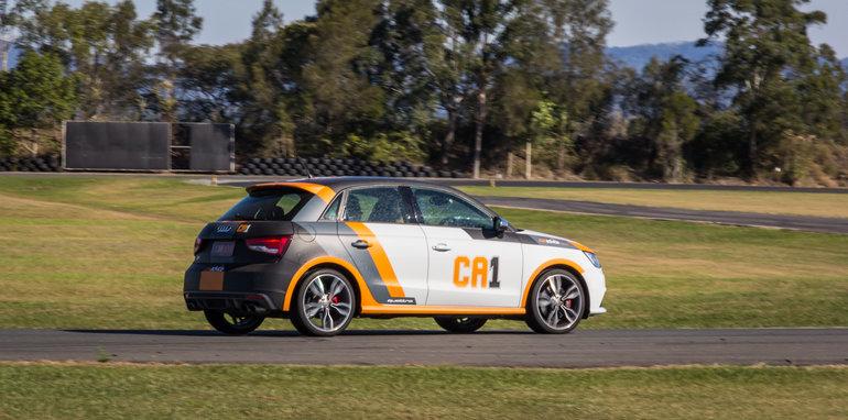 2015 Audi S1 CA & 2010 Aston Martin Vantage Tyre Test-33