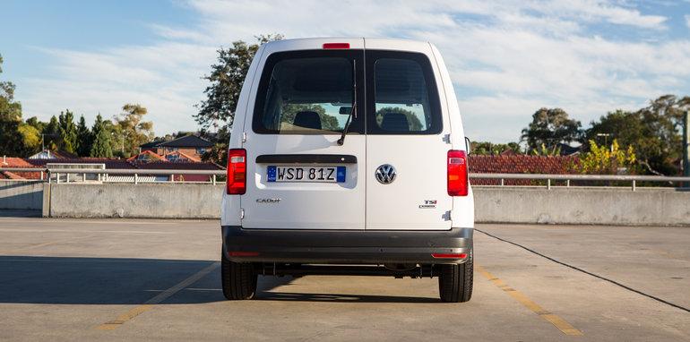 2016 Comparo LDV G10 base van petrol manual Citroen Berlingo diesel manual Volkswagen Caddy petrol auto-113