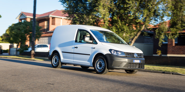 2016 Comparo LDV G10 base van petrol manual Citroen Berlingo diesel manual Volkswagen Caddy petrol auto-154