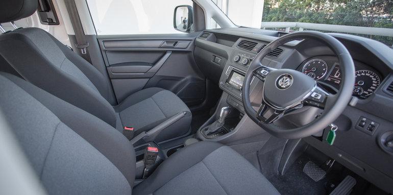 2016 Comparo LDV G10 base van petrol manual Citroen Berlingo diesel manual Volkswagen Caddy petrol auto-67