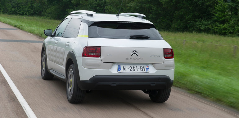 citroen c4 cactus advanced comfort concept promises flying carpet ride. Black Bedroom Furniture Sets. Home Design Ideas