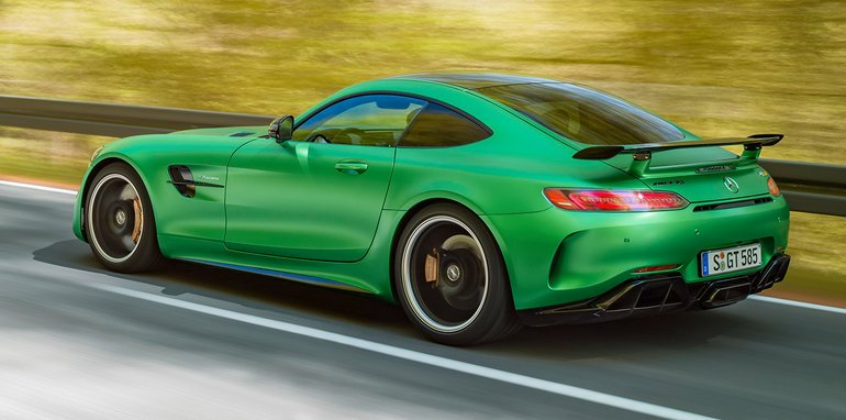 2017 mercedes amg gt r pricing announced. Black Bedroom Furniture Sets. Home Design Ideas