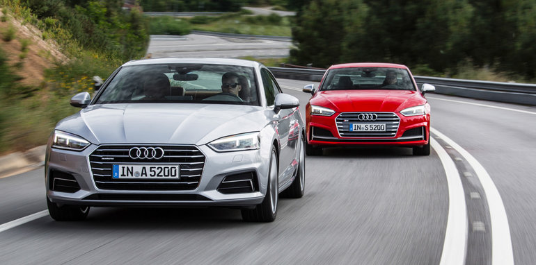 2017 Audi A5 and S5-104