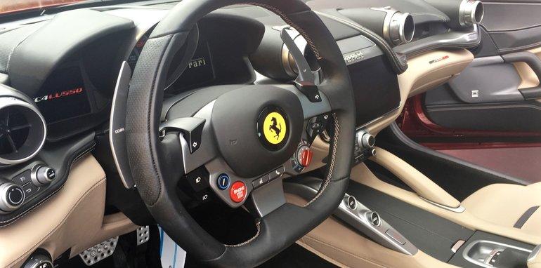 2017 Ferrari GTC4 Lusso - 18