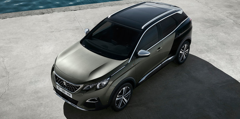 2017 peugeot 3008 gt gt line suvs revealed. Black Bedroom Furniture Sets. Home Design Ideas
