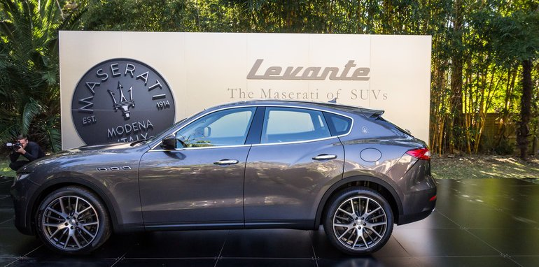 Maserati Levante Review (2017) | Autocar
