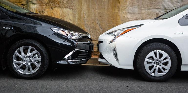 2016 Toyota Corolla Hybrid Toyota Prius Hybrid-24