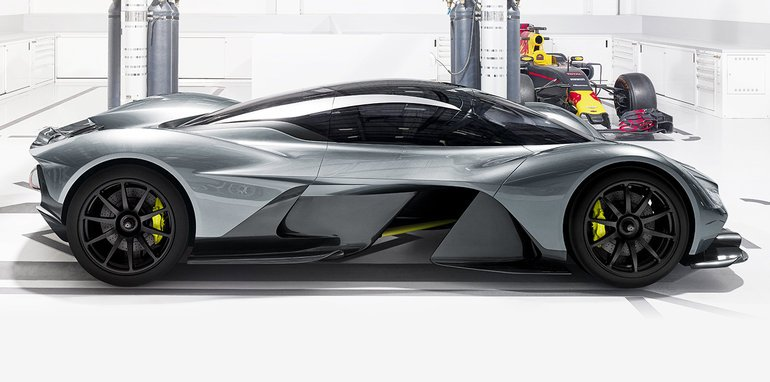 aston martin am rb 001 hypercar already sold out report. Black Bedroom Furniture Sets. Home Design Ideas