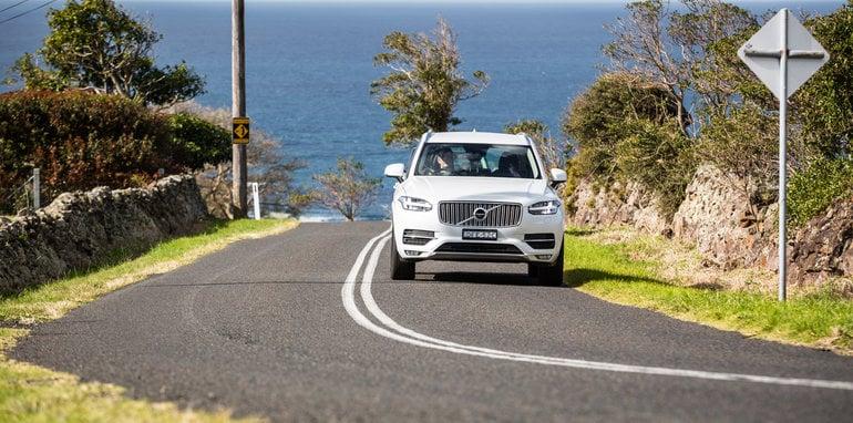 2016 Luxury SUV Comparo_Range Rover Sport V Jaguar F Pace V Porsche Cayenne V Volvo XC90 V BMW X5 V Audi Q7 V Lexus RX350 V Merc GLE250d-376
