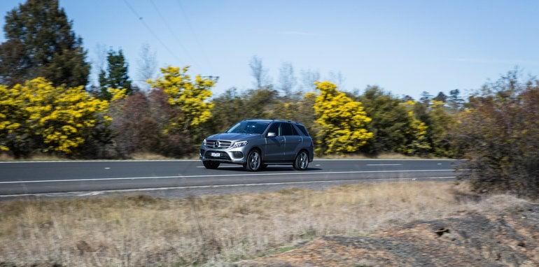 2016 Luxury SUV Comparo_Range Rover Sport V Jaguar F Pace V Porsche Cayenne V Volvo XC90 V BMW X5 V Audi Q7 V Lexus RX350 V Merc GLE250d-85