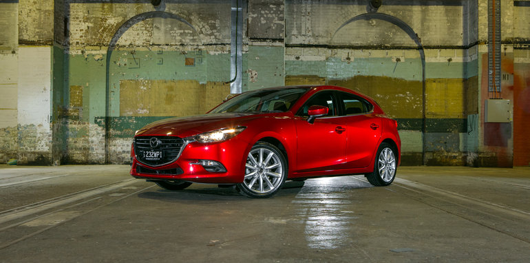 2016 Mazda 3 SP25 Hatch Auto-1