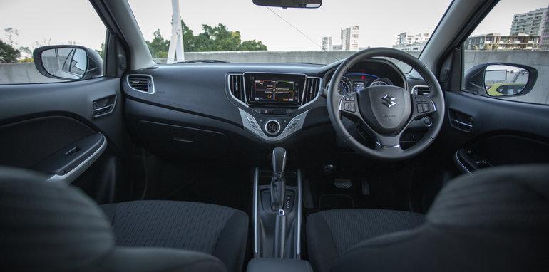 2016 Suzuki Baleno GLX V Honda Jazz VTi-S Comparo-56
