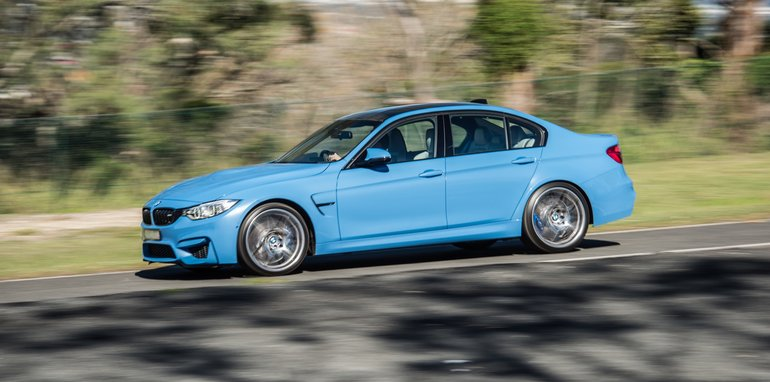 2017-BMW-M3-Competition-Pack - 8