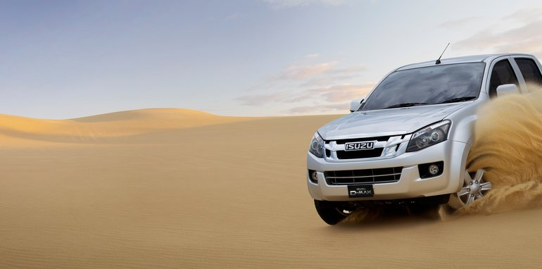 Isuzu d max finance deals