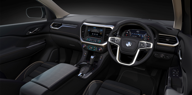 Holden Acadia_interior_design image