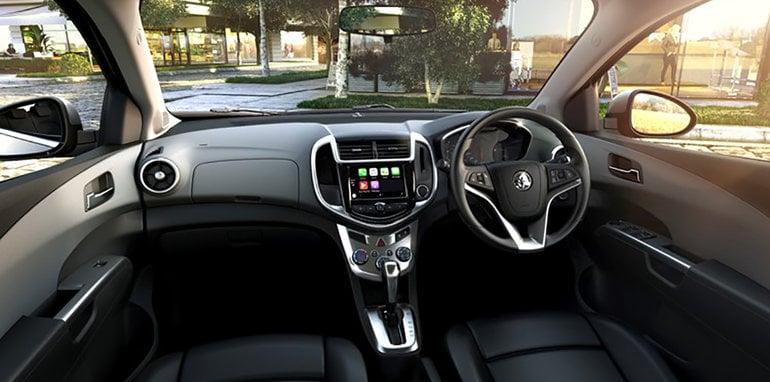 Holden Barina_Interior_Design image