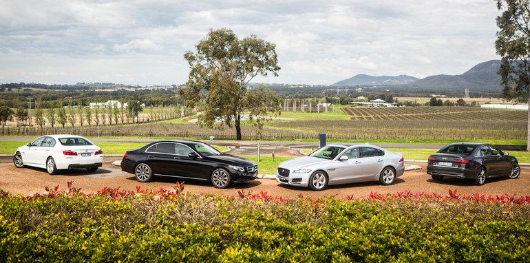 2016-4-car-comparo-bmw-520d-v-merc-e200-v-audi-a6-2-0-tfsi-quattro-v-jag-xf-225