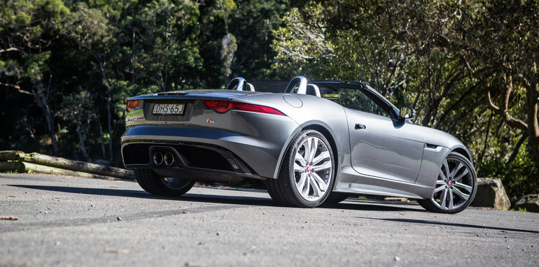 New 2016 Porsche Boxster S V Jaguar FType V6 S Comparison