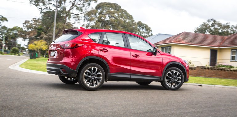 2017 Mazda Cx 5 Brings Upgraded Safety Revised Pricing