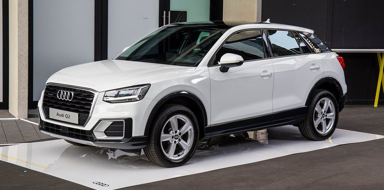 2017 audi q2 here in february 41 100 starting price for new baby suv update. Black Bedroom Furniture Sets. Home Design Ideas