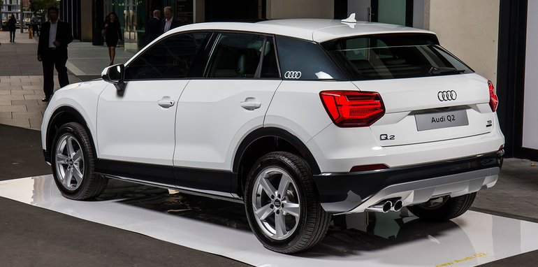 2017 Audi Q2 Here In February 41 100 Starting Price For