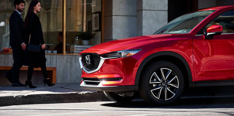 2017 mazda cx-5 unveiled in la