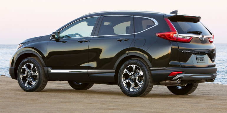 2017 Honda Cr V Seven Seater And Sales Growth Expected