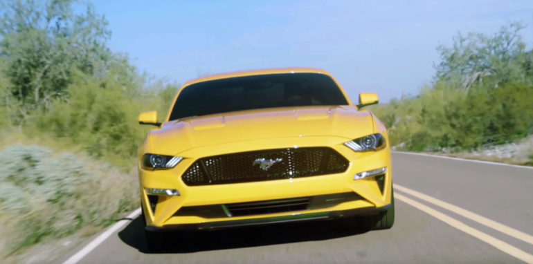 2018 ford 770.  770 2018fordmustangleaked3 intended 2018 ford 770 s