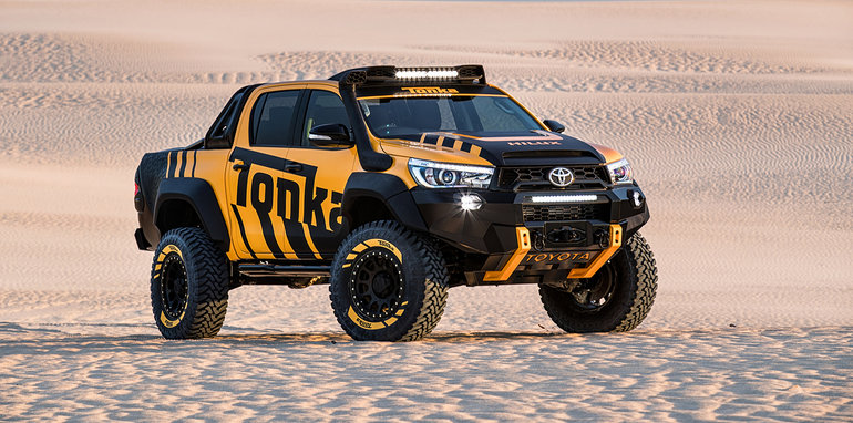 toyota hilux upgrades and improvements coming: local arm 'not