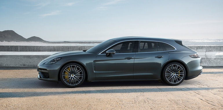 2018 porsche 4 door. delighful door panamera turbo sport turismo in 2018 porsche 4 door t