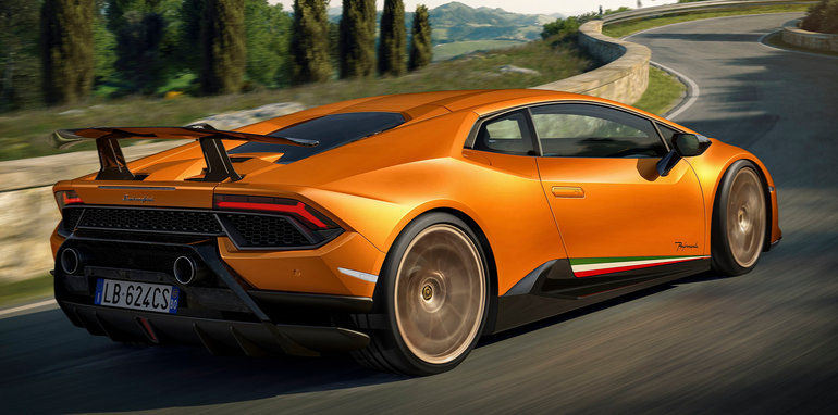lamborghini has nothing to hide with huracan performante nurburgring lap time. Black Bedroom Furniture Sets. Home Design Ideas