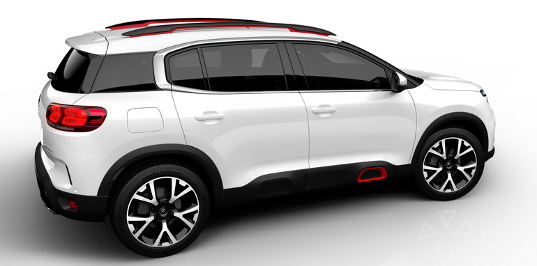 2017 citroen c5 aircross revealed update australian launch under consideration. Black Bedroom Furniture Sets. Home Design Ideas