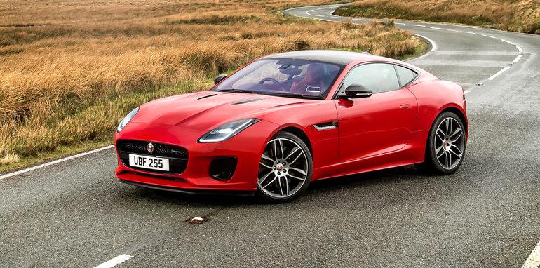 2018 jaguar f type four cylinder revealed australian launch price confirmed. Black Bedroom Furniture Sets. Home Design Ideas