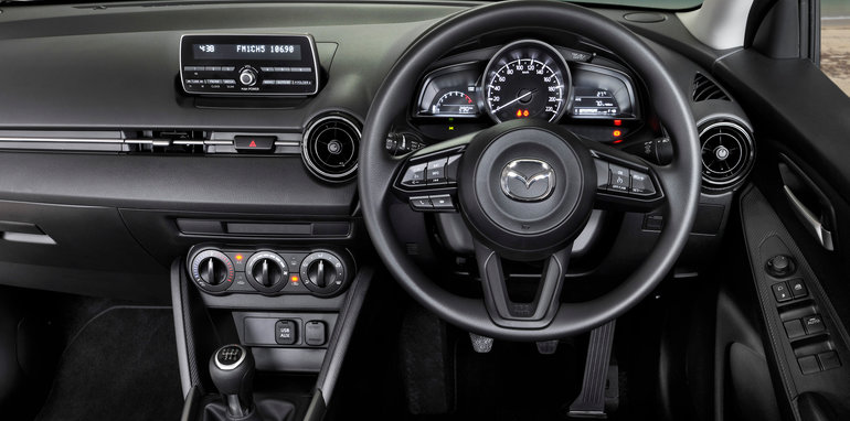 2017 mazda 2 pricing and specs: standard aeb, improved dynamics