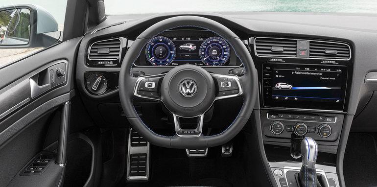 2019 volkswagen golf 8 to debut mild hybrid tech report. Black Bedroom Furniture Sets. Home Design Ideas