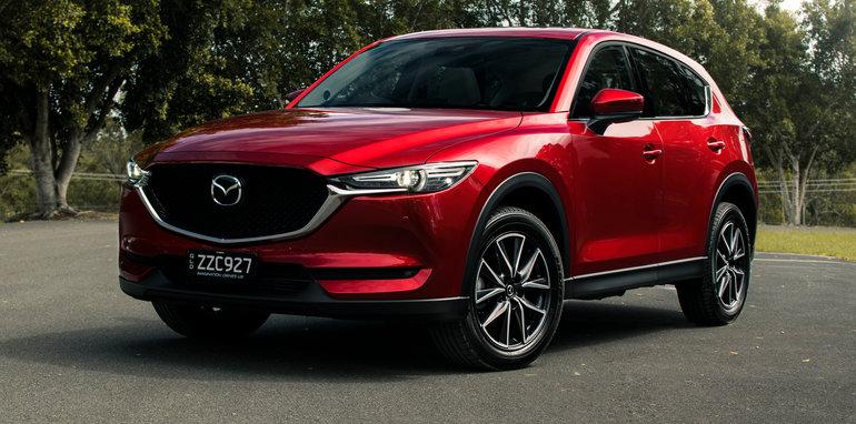 2017 Mazda Cx 5 Range Review