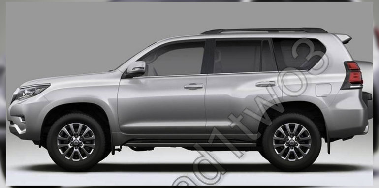 2018 toyota prado. modren prado if these images are accurate the updated prado will feature a redesigned  frontend complete with new bonnet grille headlights and more aggressive  for 2018 toyota prado