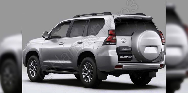 2018 toyota japan.  toyota who earlier today posted two sets of photos which seem to be low  resolution copies a japanese brochure showing the updated landcruiser prado inside 2018 toyota japan e