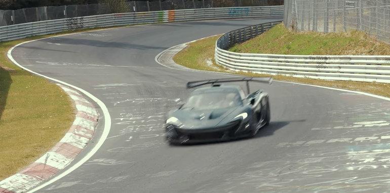 mclaren-p1-lm-nurburgring-record