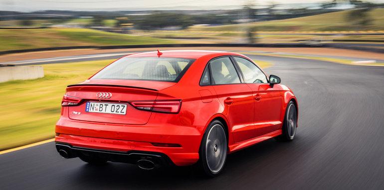 2017 Audi Rs3 Sedan Pricing And Specs Update