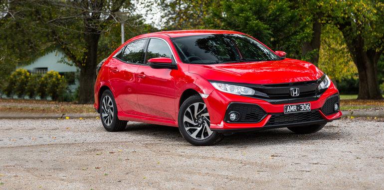 Honda australia introduces five year warranty for Honda civic warranty