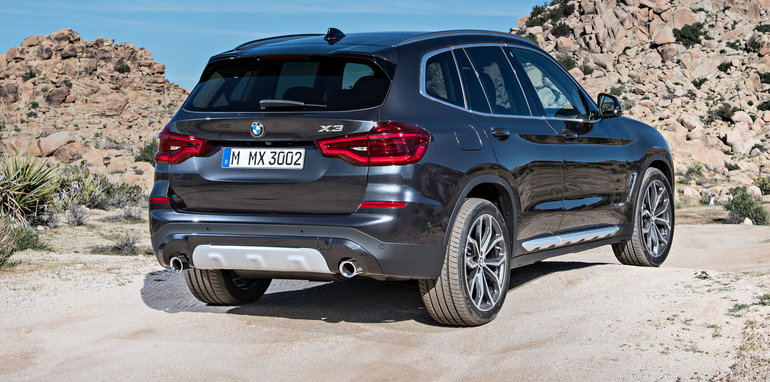 2018 bmw v8.  bmw out the back thereu0027s hints of x1 and x5 though x3 gets  uniquelyshaped led taillights to further distinguish it from its stablemates for 2018 bmw v8 t