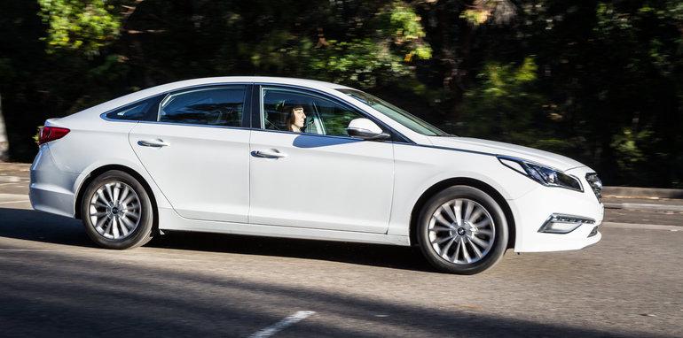 Family Car Mega Test Gearopen